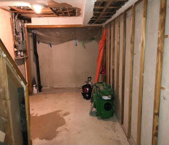 Basement redo! Before