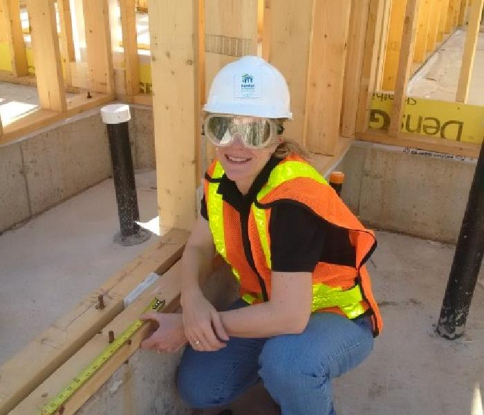 2015 SERVPRO Habitat For Humanity Build Day