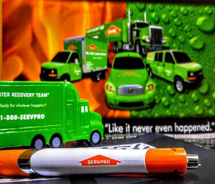SERVPRO's got you covered!